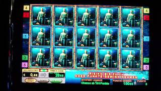 Novo Gaminator III - Lord of the Ocean (20cent) 5 Wassermanner HD