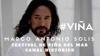 Marco Antonio Solis (en Vivo) - El peor de mis fracasos - Festival de Viña del Mar 2002 #VIÑA