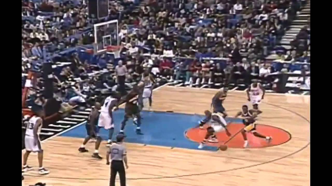 15fa15bc5e3 1997 NBA All-Star Game Best Plays - YouTube