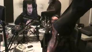 Vermin Supreme- TWO HOTHEADS, Lightning & Freestyle Glitter Bomb Round
