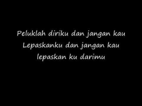 Alexa-Jangan Kau Lepas (with lyrics)