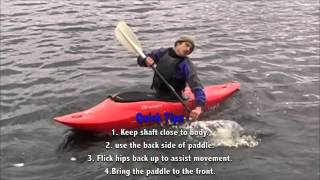 Learn to kayak instructional video with Josh and Kaine Bell(Here is a video I made with my friend josh to teach people how to kayak. Its an amazing sport get out there and do it! It has the fundamental strokes., 2012-09-25T09:47:35.000Z)