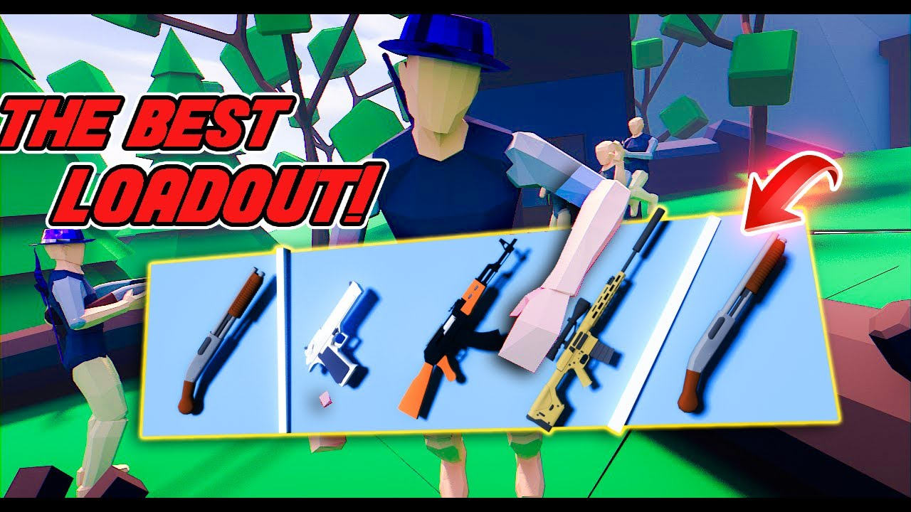 The Best Strucid Loadout 2019! Has All the Guns You Need ...