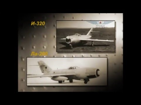 First Russian (Soviet) jets MiG 15, 17,19, 21 Sukhoi 7, 9, 11 Wings of Russia documentary