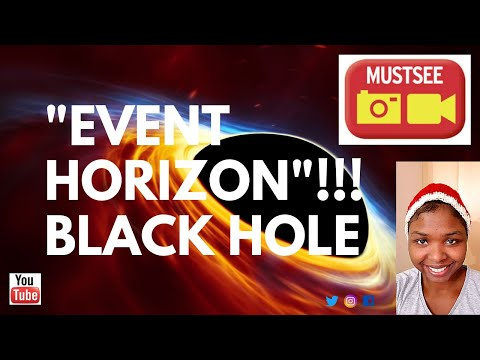 """3 DAYS OF DARKNESS LINKED TO """"EVENT HORIZON""""!!!. **MUST WATCH**"""