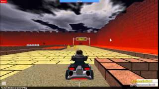 roblox kart double dash