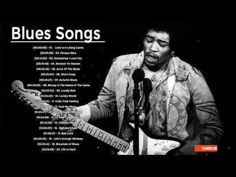 Top Gospel Blues Songs - Best Of The Gospel Blues Christian Blues