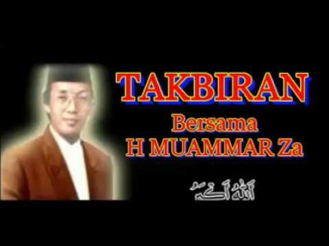 TAKBIRAN Bersama H.Muammar Za