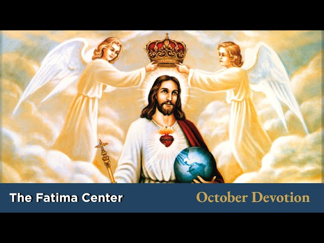 October Devotion: Christ the King | Monthly Devotions