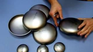 видео Пластиковые заглушки для арматуры