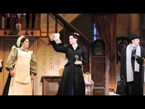 Mary Poppins U.S. Tour ~ Michael Dean Morgan as George Banks