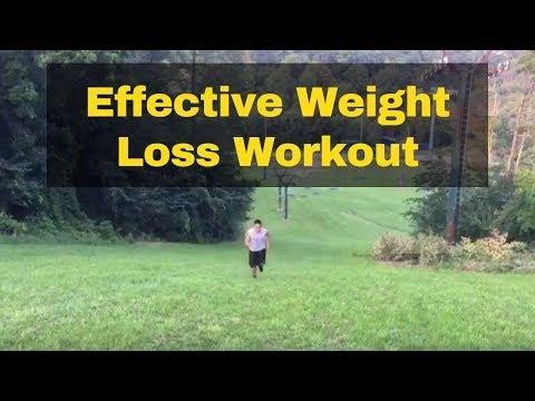 Effective Weight Loss Workout