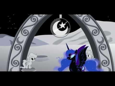 let it go. A nightmare moon Parody