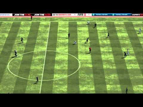 Champagne FC Vs DBXL FC 11/11/12