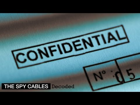 The Spy Cables: Decoded - Episode two