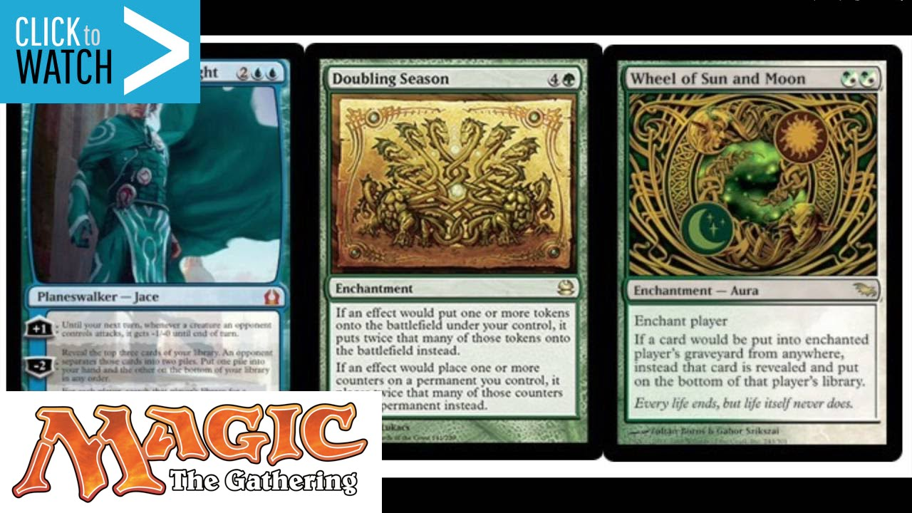 Mtg 2 Card Winn Combos