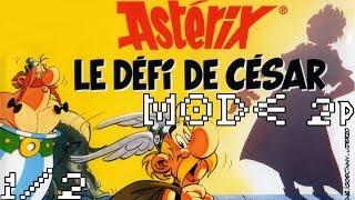 Let's play Astérix - Le défi de César avec MarioandOlimar (le taulard récidiviste !) partie 1