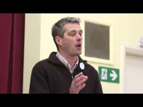 Green candidate David Malone on the Botton crisis