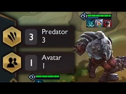 Stacked Malphite LvL 2 | Teamfight Tactics Gameplay [Deutsch][PBE]
