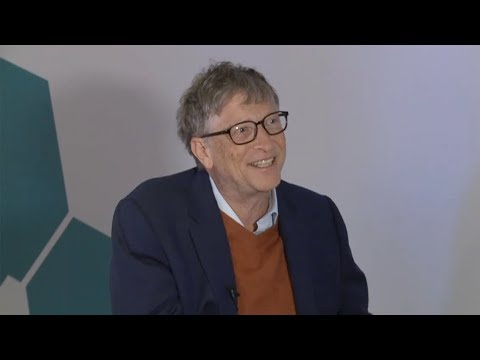 Bill Gates: China's aid to Africa is a prime example of 'creating a shared future'