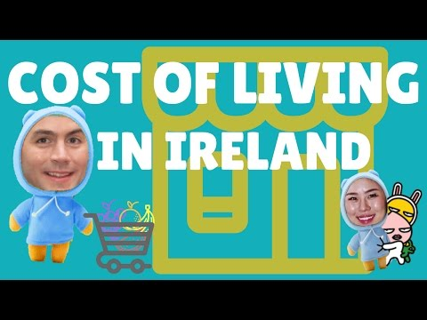 Cost of Living in Ireland: The Price of Food