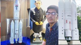 विक्रम साराभाई अंतरिक्ष प्रदर्शनी अहमदाबाद ! Vikram Sarabhai Space Exhibition ( ISRO ) Ahmedabad !