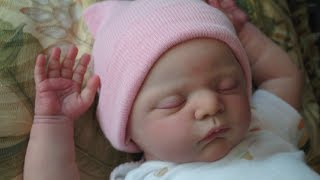 Pearl of a Girl Nursery: Reborn Baby Tate *NOT FOR SALE*