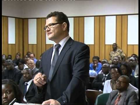 Are Namibian judges living in fear?