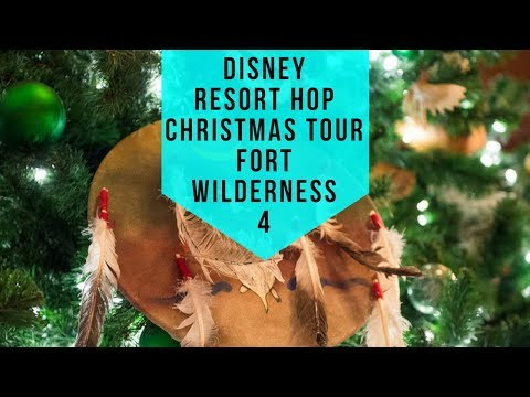 Disney Resort Hop Christmas Tours Itineraries Vacation Soup