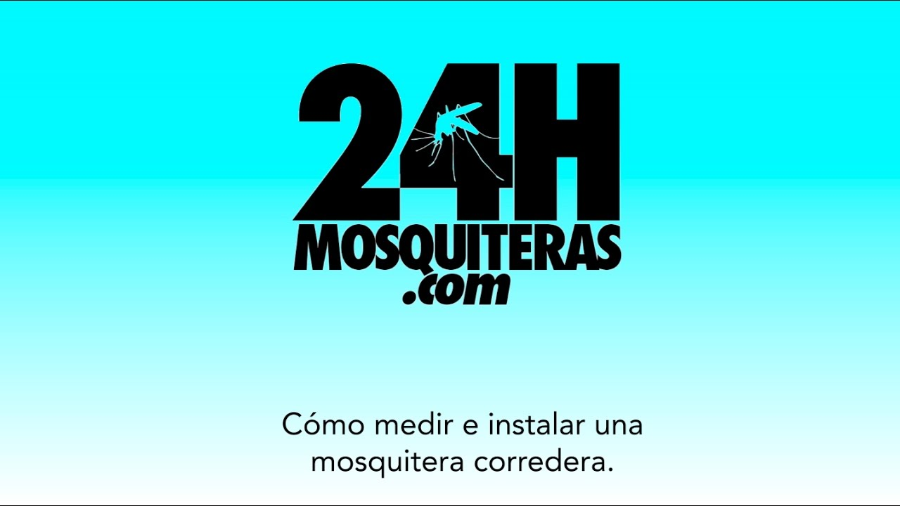 c mo medir e instalar una mosquitera corredera
