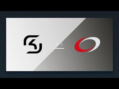 CS:GO - SK Gaming vs. compLexity [Train] Map 2 - NA Day 18 - ESL Pro League Season 7