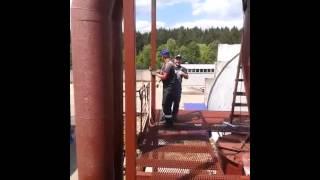Монтажник-высотник 80 уровня