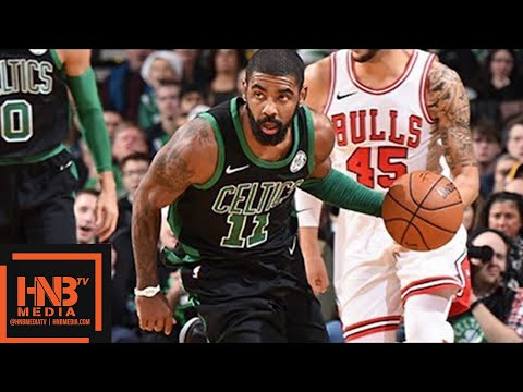 Boston Celtics vs Chicago Bulls Full Game Highlights / Week 10 / Dec 23