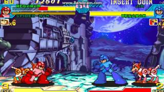 Marvel Vs. Capcom: Clash of Super Heroes (Euro 980123) - Megaman Theme - User video