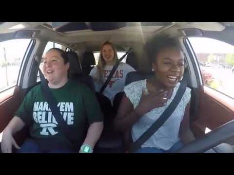 RHS Carpool Karaoke #1