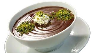 Быстрый турецкий десерт (шоколадный пудинг).