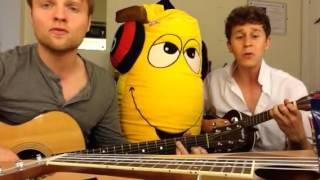 Daniel Healy / Matty Hamper - falling slowly for banana man