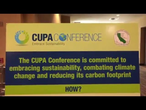 California CUPA Forum Training Conference 2016 Recap