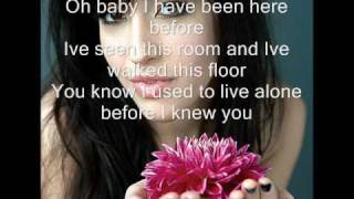Kate Voegele-Hallelujah(lyrics)