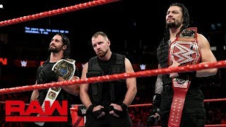 dean ambrose gets an unexpected offer raw sept 24 2018