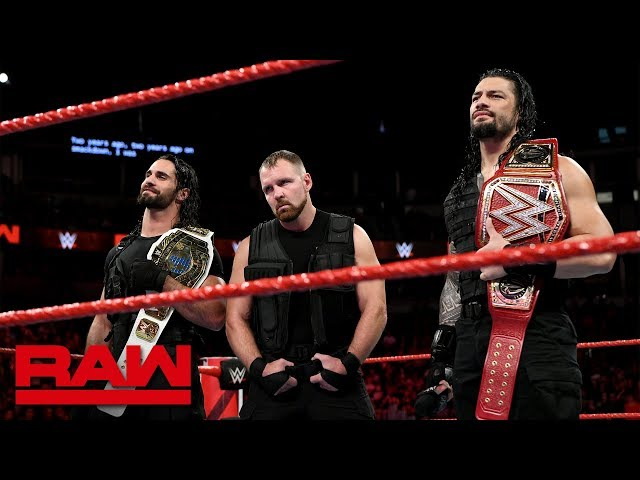 Dean Ambrose gets an unexpected offer: Raw, Sept. 24, 2018