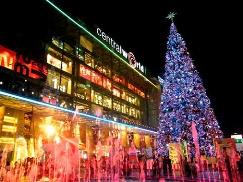 Торговый центр в Бангкоке Central World Plaza, Централ Ворлд