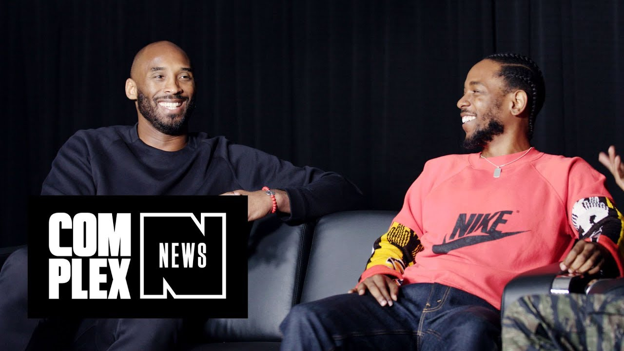 [FLASHBACK] Kendrick & Kobe Talk About Their Evolution to Greatness at ComplexCon 2017