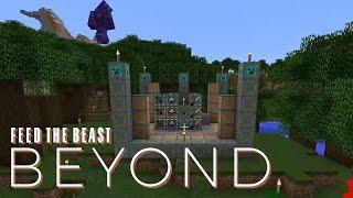 FTB Beyond w/ xB - WOOT [E18] (Modded Minecraft)