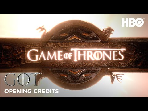 Nova abertura de Game of Thrones para a 8° Temporada