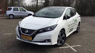 видео Новый Nissan Leaf 2017