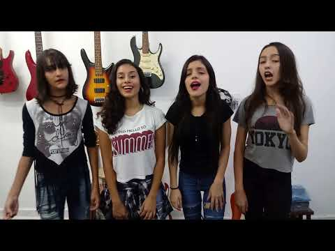 Dua Lipa - New Rules (COVER) Little Singers