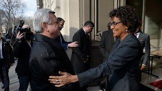 Սերժ Սարգսյանը պաշտոնական այցով Ֆրանսիայում է