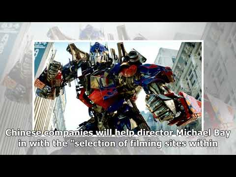 transformers 4 to film in china, star chinese actors as paramount enters coproduction agreement