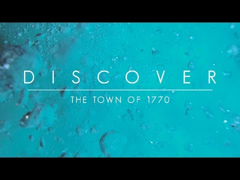 Discover - The Town of 1770, Queensland, Australia